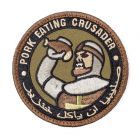 Pork Eating Crusader Morale Patch