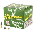 Remington .22 LR Thunderbolt Ammo