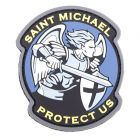 Saint Michael Protect Us Morale Patch