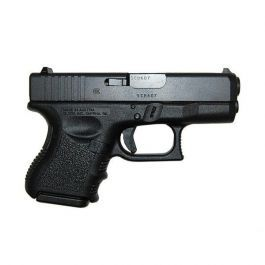 Glock 27 Safe Action Pistol Used By 65 Percent Of Us