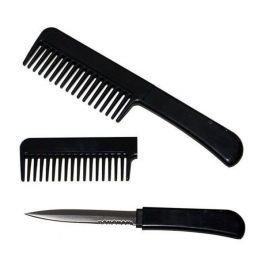 Hidden Comb Knife Keep Shooting