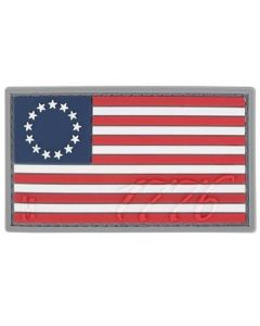 1776 US Flag Morale Patch