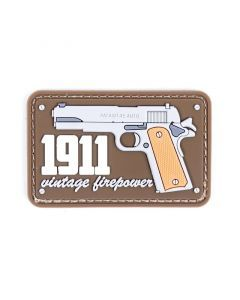 1911 Vintage Firepower Patch