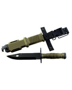 USGI M9 Bayonet for the M16 Rifle - OKC