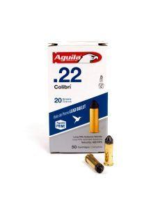 Aguila Colibri Subconic .22LR Ammo