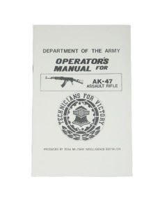 AK47 Rifle Manual