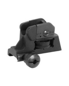 AR-15 Adjustable Rear Sight