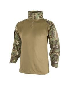 Arid Woodland Camo Tactical Warrior Shirt