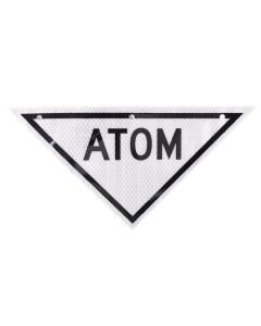 Atomic Hazard Warning Sign