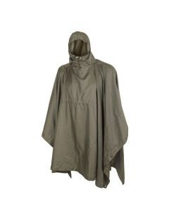 Austrian Army Wet Weather Poncho