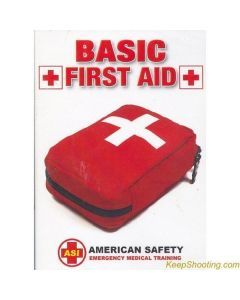 Basic First Aid DVD - Front Cover