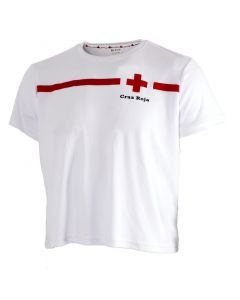 Spanish Basque Red Cross Shirt