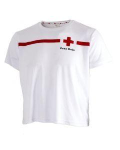 Spanish Basque Red Cross Shirt