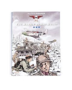 The Battle of the Bulge Graphic Novel - Cover