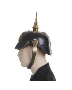 Bavarian Pikel Helmet - Side View