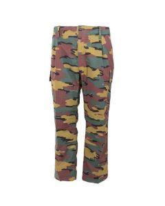 Belgian Army Jigsaw Camo Pants