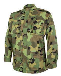 Benin Special Brigade Anti-Poaching Ranger Field Jacket