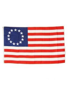 Betsy Ross Colonial Flag