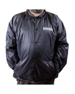 Black Sheriff Jacket