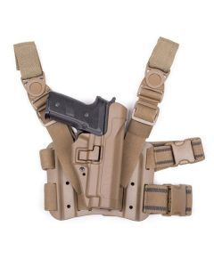 BLACKHAWK SERPA Sig P220 Series Tactical Leg Holster