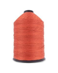 US Military Blaze Orange Cotton Glazed Thread