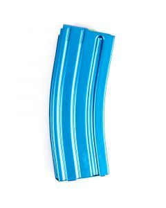 Blue AR15 Magazine
