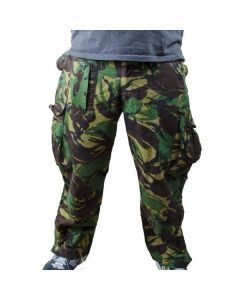 British Army Arctic Woodland Trousers