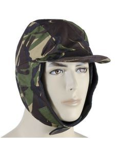 British Army Cold Weather Fleece Cap