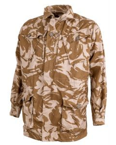 British Army Desert DPM Field Jacket