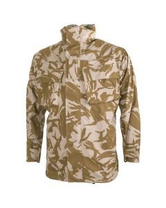 British Army Desert DPM MVP Combat Jacket - Gore-Tex Jacket