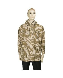 British Desert DPM Windproof Smock - Iraq or Afghanistan Issued