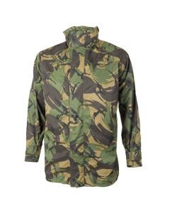 British Army MVP Woodland DPM Combat Jacket