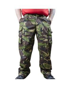 British Army Woodland DPM Tropical Pants