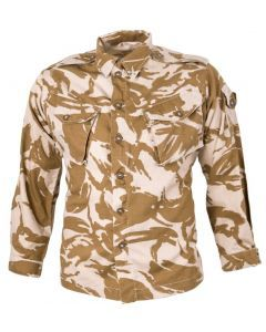 British Desert DPM Tropical Combat Jacket