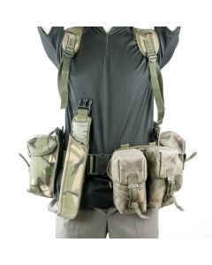 British Army DPM Combat Harness Set