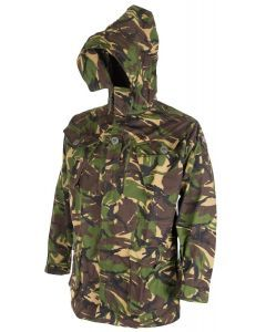 British DPM Windproof Combat Jacket