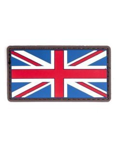 British Flag PVC Patch