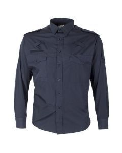 British Home Office Service Shirt - Navy Blue