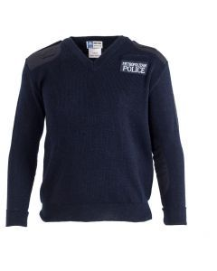 British Metropolitan Police Wool Sweater