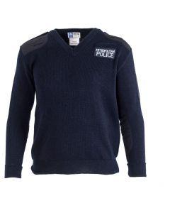 British Metropolitan Police Wool Sweater