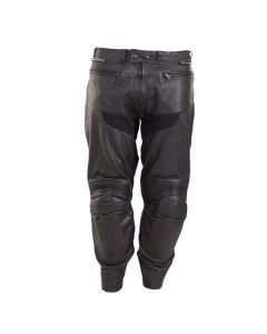 British Police Leather Motorcycle Pants
