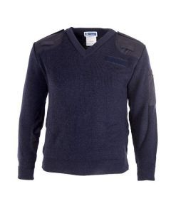 British Police Pure Wool Sweater