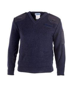 British Police Pure Wool Sweater