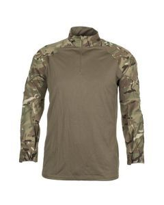 British Military Under Body Armor Combat Shirt - MTP