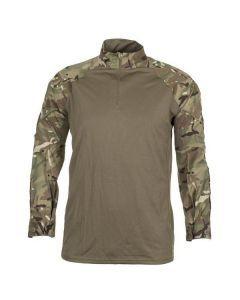 British Military Under Body Armor Combat Shirt - MTP