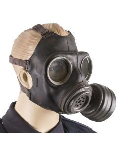 British WWII Gas Mask Set