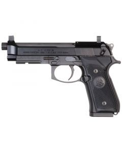 Beretta 92FS-SR Suppressor Ready 22 LR | Black | J90A192FSRF19SK