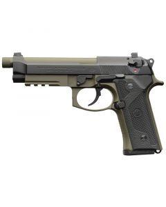 Beretta M9A3 9MM | 17Rd | Green/Black | J92M9A3M1