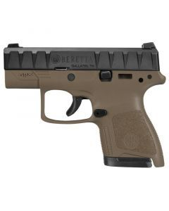Beretta APX Carry 9MM | 8Rd | Flat Dark Earth | JAXN92005