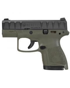 Beretta APX Carry 9MM | 8Rd | OD Green | JAXN92007